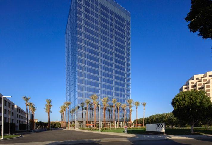 Irvine Co Introduces Next-Gen, Flexible Office Space At 200 Spectrum Center