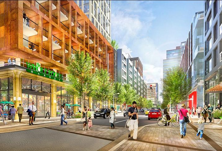 In The Works: The Top Three Tysons Developments