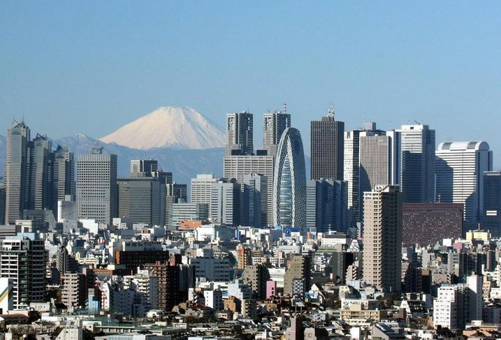Giant Japanese Capital Pool Is Flowing Into Europe