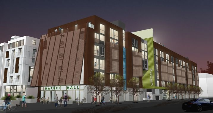 New Renderings Of Arts District Development Unveiled