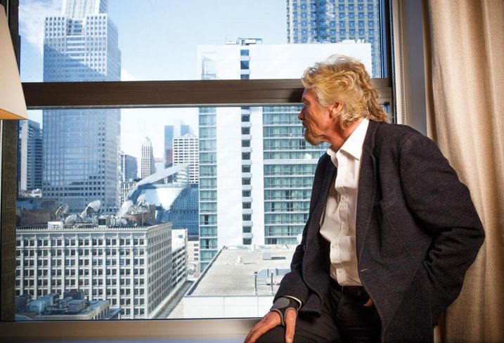 Bisnow Exclusive: Sir Richard Branson On Virgin Hotels, Women And The Future of Travel