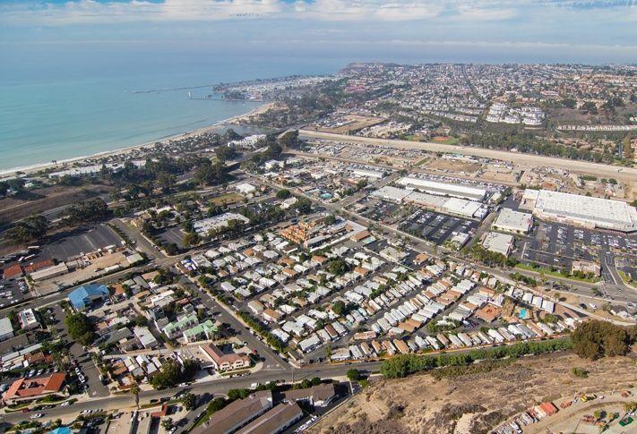 Dekel Capital Secures $9.4M Refi Loan For Dana Point Mobile Home Park