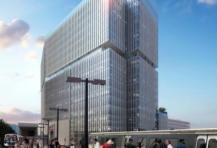 For Rent: State Farm Space At The Terraces