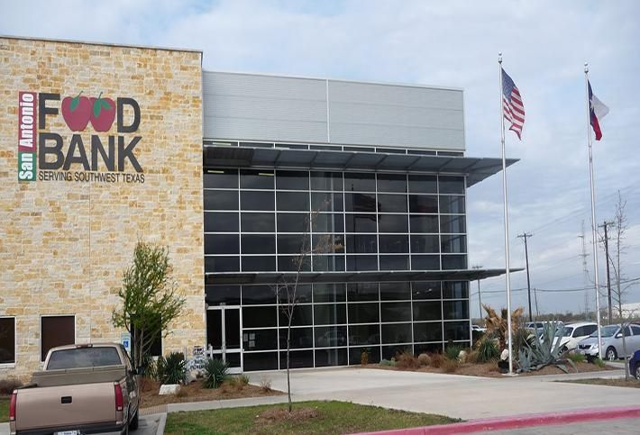 San Antonio Food Bank To Open New Branch In New Braunfels