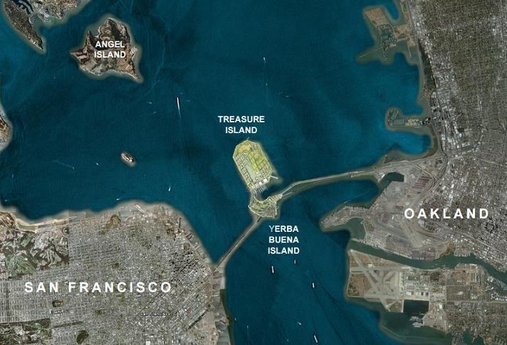 Treasure Island Development Kicks Off