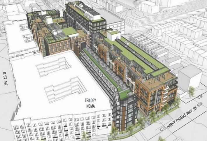 9 Big Projects Underway in Northeast DC