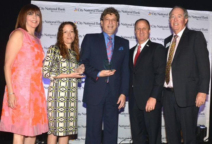 Miami Real Estate Leaders Honored At 4th Annual City National Bank Better Beach Awards