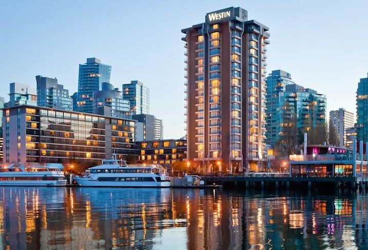 The Top 5 Canadian Hotel Sales Of 2015