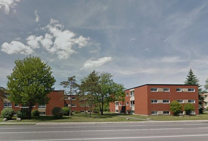 InterRent REIT Buys Ottawa Apartment Complex For $55.7M