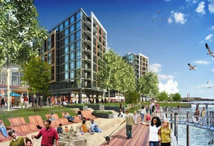 In The Works: The Southeast Riverfront's Top Three Upcoming Projects