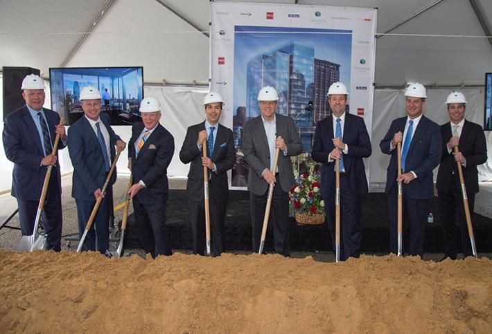 Union Dallas Breaks Ground And New Tenant Announced