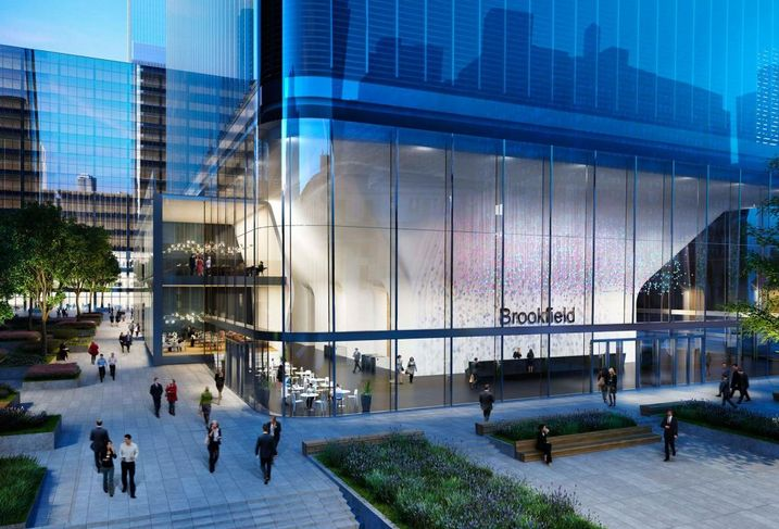 Brookfield Has Its Eyes Set On The NHL On The West Side