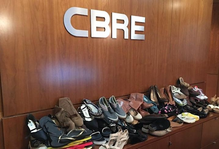 CBRE Earth Day