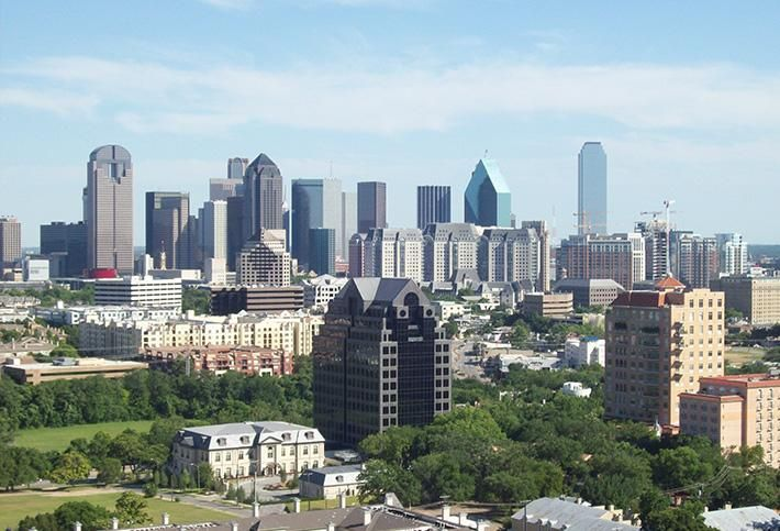 Dallas Is No. 3 On List of Boomtowns