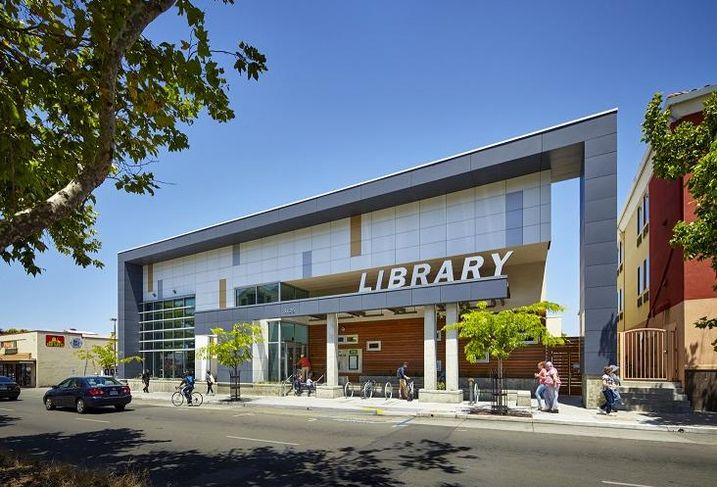 This California Library Boasts Zero Net Energy Consumption