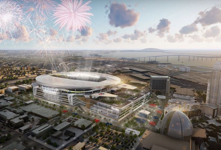 San Diego Mayor Endorses Measure C To Fund Chargers' Convadium With Conditions