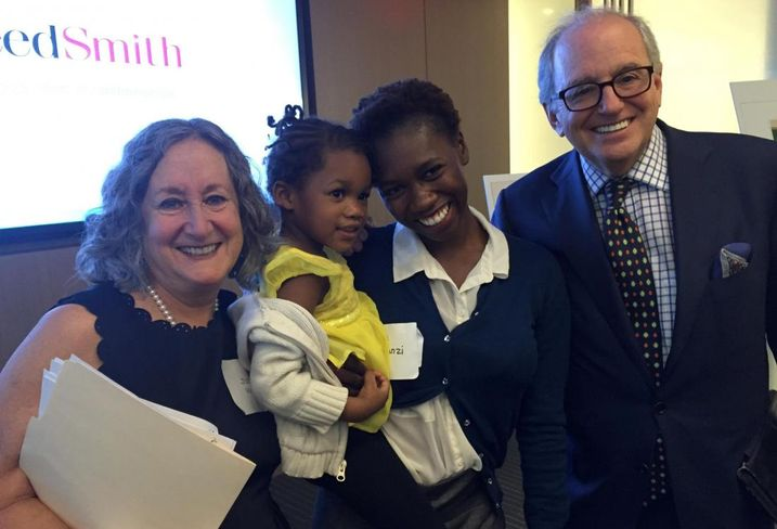 Reed Smith, WUDL, Norm Ornstein and Judy Harris Host Benefit in Ornsteins' Son's Memory
