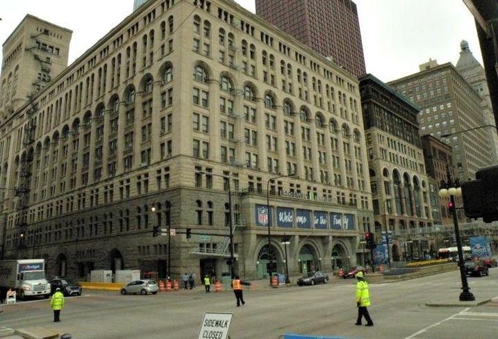 Auditorium Theatre, Chicago, IL