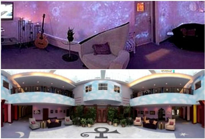 The Fabulous Real Estate Of Prince