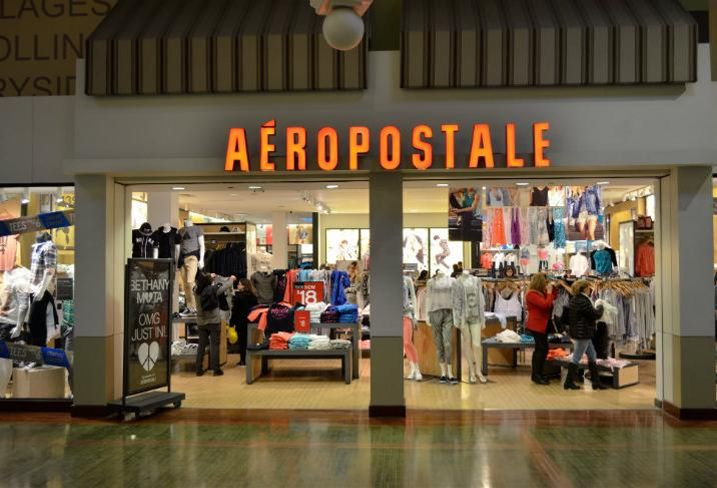 Aeropostale To File Chapter 11 This Week, Plans To Close Over 100 Stores