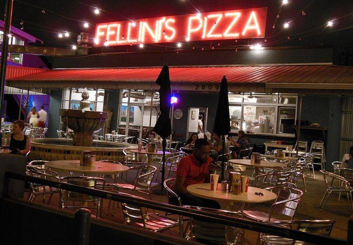 Fellini's Rezoning Allowing A Bigger Pie