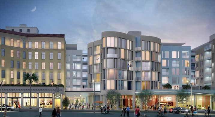 Santa Monica Professional Building To Be Transformed Into A Hotel Complex