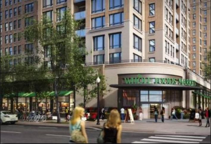 Vornado Keeps Pushing Plans For Two DC Millennial Hubs