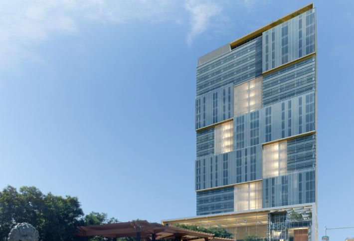 Eastern Tower In Chinatown Set To Break Ground In June