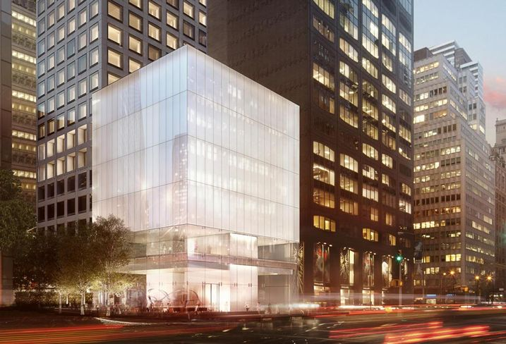 Macklowe Unveils 432 Park Ave Office And Retail