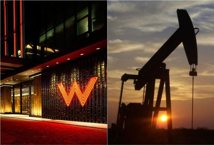 Demand For Hotels Has Sunk Along With Oil Prices—But Supply Keeps Growing