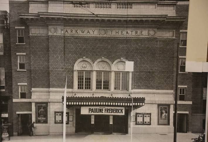 Redevelopment of Parkway Theatre Moves Forward