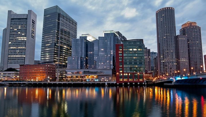 McGraw Hill Doubles Space At Fort Point