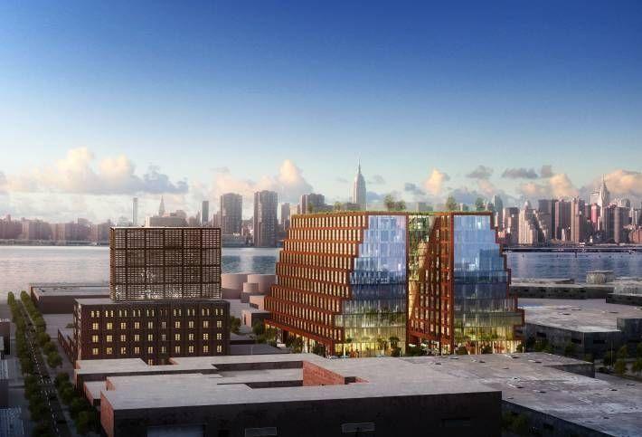 Major Companies Still Won't Leave Manhattan For Brooklyn