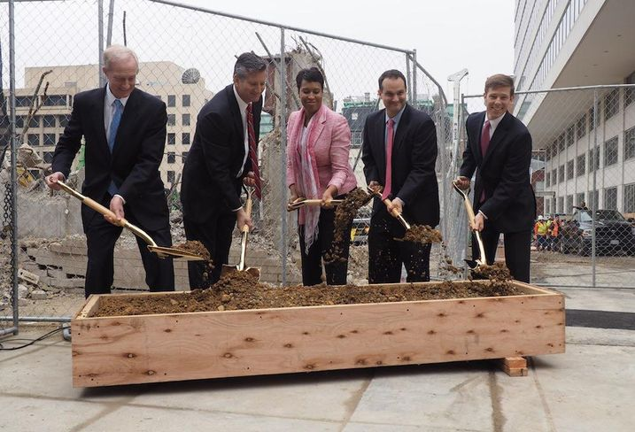 Downtown DC's Next Big Thing Is Officially A Thing