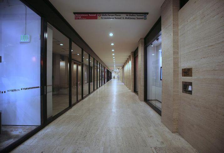 Houston Tunnels