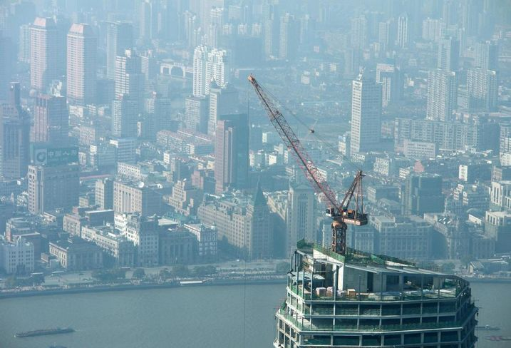 Revival In China's Property Market Buffers Economy
