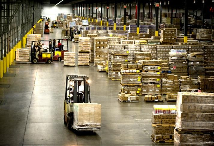 The Amazon Effect: Warehouse Rents Shot Up In 2015