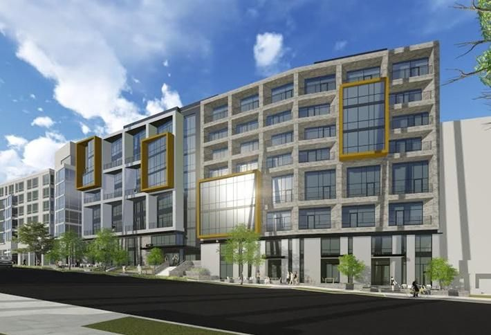 UIP's Planned Tenleytown Mixed-Use Goes Before ANC