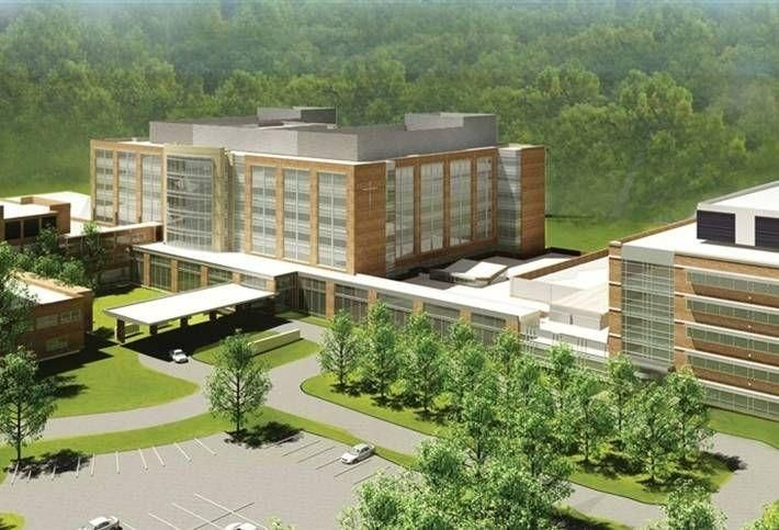 Despite Real Estate Constraints, DC's Hospitals Are Building Big