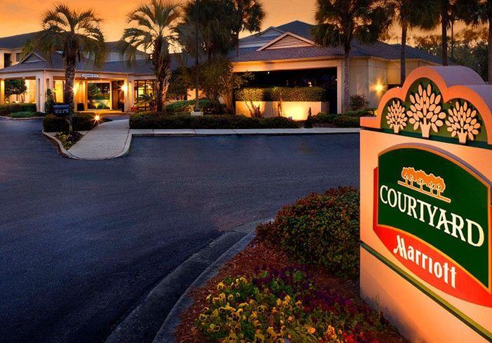 Courtyard by Marriott Ocala Fla American Hotel Income Properties REIT