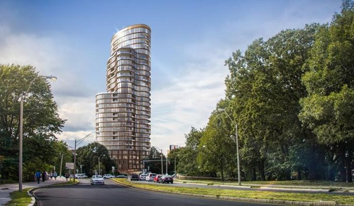 Residential Tower Headed For Fenway Neighborhood