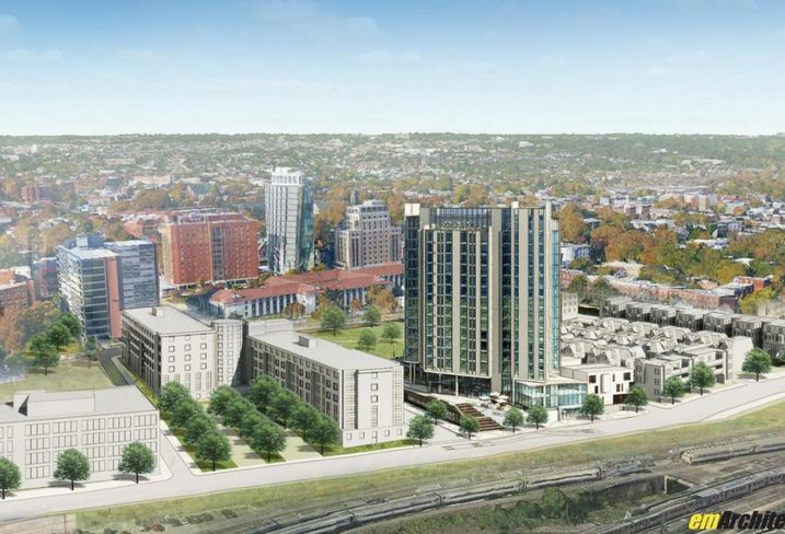 Radnor Property's David Yeager On Breaking Ground At New Development Vue32