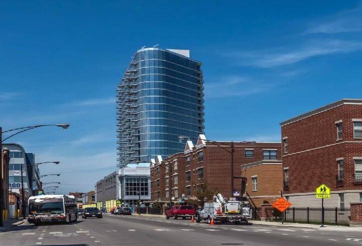 New City retail/apartment development, Chicago, IL