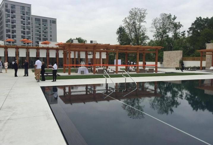 Pool Club Opens At $100M Presidential City Project