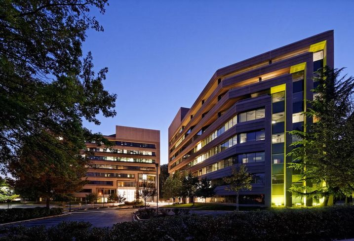 Executive Plaza in White Flint, MD, owned by Monument Realty