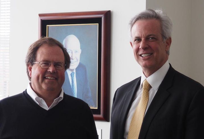 WC Smith CEO Chris Smith and Rappaport CEO Gary Rappaport