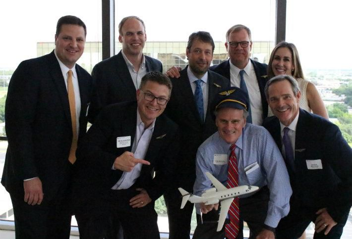 Caddo Holdings And Avison Young's Broker Party A Success, Indicates Growing Interest In The Mockingbird Corridor