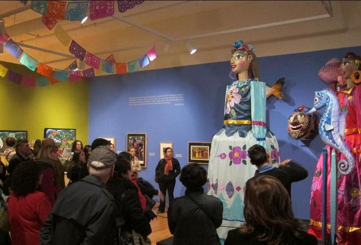 National Museum of Mexican Art, Chicago