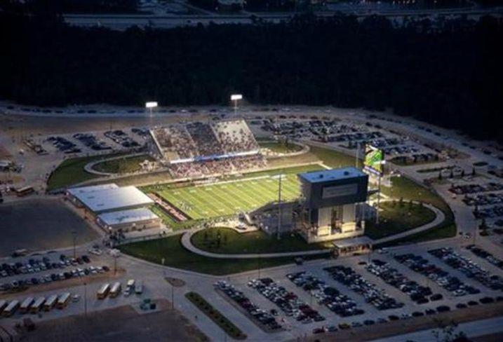 Texan Drive Stadium
