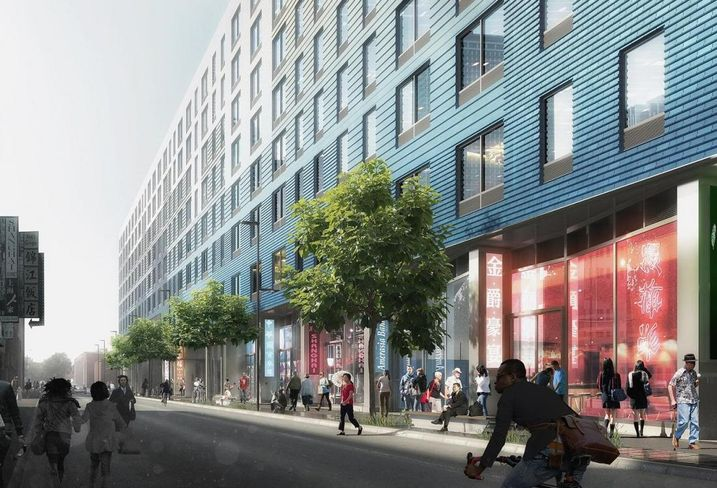 These Are The 10 Biggest Multifamily Projects To File Plans So Far In 2016